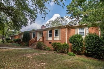 Kannapolis Single Family Home For Sale: 1018 Sprucewood Street