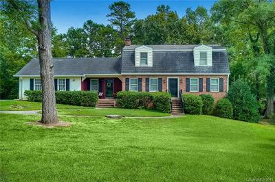 Concord Single Family Home For Sale: 654 Woodend Drive SE