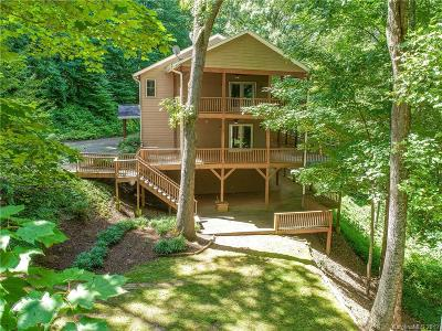 Buncombe County Single Family Home For Sale: 60 Countryside Estate