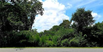 Catawba County Residential Lots & Land For Sale: Beside/Behind 1050 27th Street Drive SE