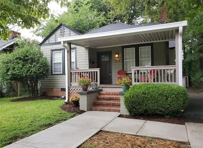 Charlotte Single Family Home For Sale: 1828 Wilmore Drive