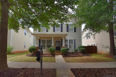 Huntersville Single Family Home For Sale: 13219 Meadowmere Road