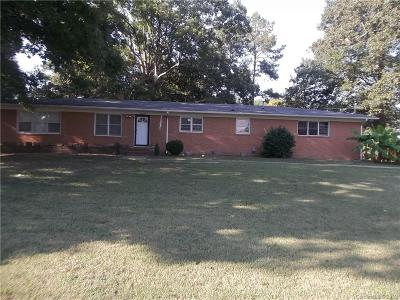 Stanly County Single Family Home For Sale: 2347 E Main Street
