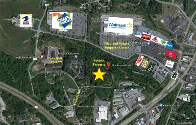 Henderson County Commercial For Sale: 228 Mastermind Lane