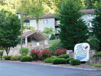 Waynesville Condo/Townhouse For Sale: 87 Willow Road #A-11
