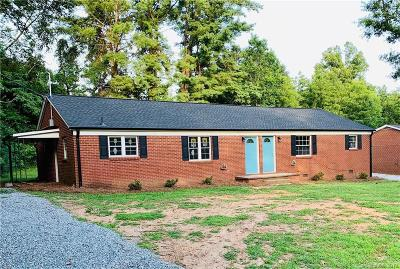 Catawba County Multi Family Home For Sale: 3018 & 3020 Church Street
