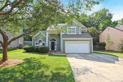 Charlotte Single Family Home For Sale: 4134 Beauvista Drive