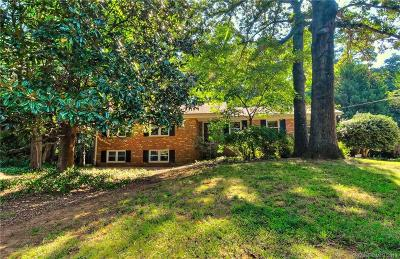 Charlotte Single Family Home For Sale: 6913 Thermal Road