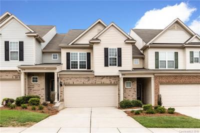 Charlotte NC Condo/Townhouse For Sale: $319,000