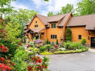 Fairview NC Single Family Home For Sale: $2,835,000