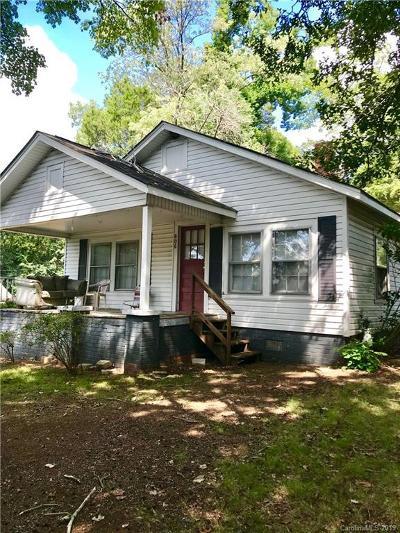 Rowan County Single Family Home For Sale: 806 N Salisbury Avenue