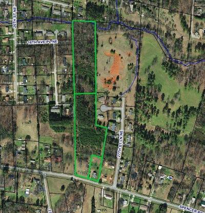 Catawba County Residential Lots & Land For Sale: 2731 Spencer Road NE