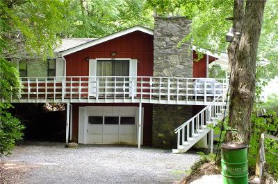 Haywood County Single Family Home For Sale: 260 Shuler Drive