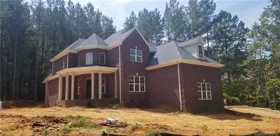 Iredell County Single Family Home For Sale: 123 Crooked Branch Way