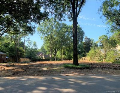 Charlotte NC Residential Lots & Land For Sale: $600,000