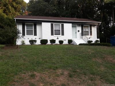 Charlotte Single Family Home For Sale: 1015 Bramble Place