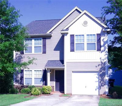 Charlotte Single Family Home For Sale: 6403 Spreco Lane