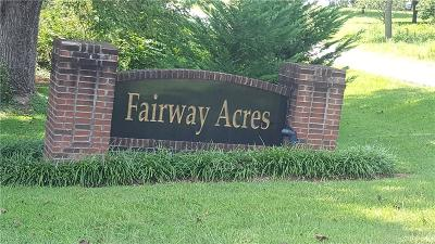 Catawba County Residential Lots & Land For Sale: 1131 Fairway Drive