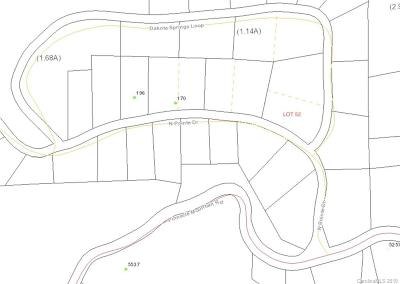 Zirconia NC Residential Lots & Land For Sale: $25,000