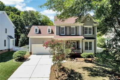 Single Family Home For Sale: 6807 Red Maple Drive