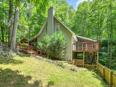Clyde NC Single Family Home For Sale: $239,000