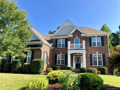 Waxhaw Single Family Home For Sale: 6612 Walton Hall Court