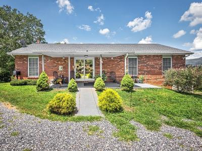 Clyde NC Single Family Home For Sale: $259,900