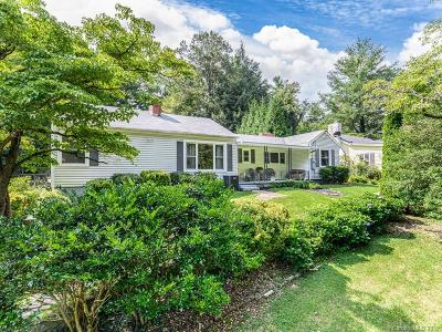 Asheville Multi Family Home For Sale: 174 School Road