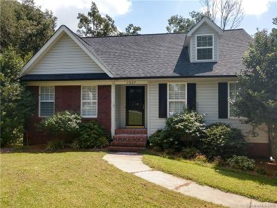 Concord NC Single Family Home For Sale: $230,000
