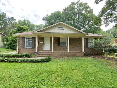 Statesville, Charlotte, Mooresville Single Family Home For Sale: 5924 Eastbrook Road