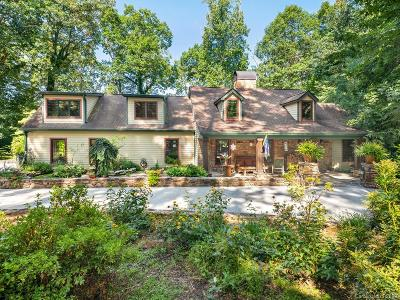 Flat Rock NC Single Family Home For Sale: $2,000,000