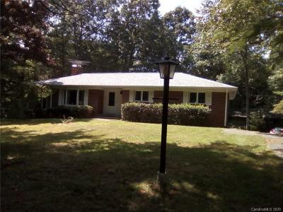 Henderson County Single Family Home For Sale: 155 Jeter Mountain Terrace