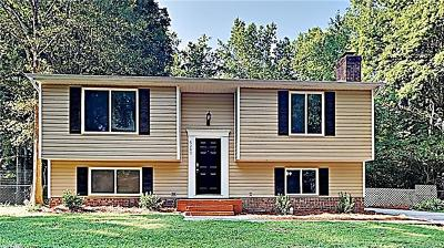 Statesville, Charlotte, Mooresville Single Family Home For Sale: 6209 Fringe Tree Drive