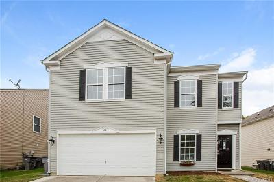 Kannapolis Single Family Home For Sale: 398 Settlers Ridge Drive