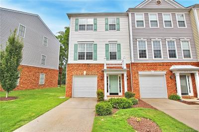 Charlotte Condo/Townhouse For Sale: 2940 Castleberry Court