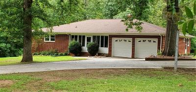 Mint Hill Single Family Home Under Contract-Show: 9515 Surface Hill Road