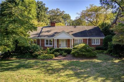 Charlotte Single Family Home Under Contract-Show: 2021 Hopedale Avenue