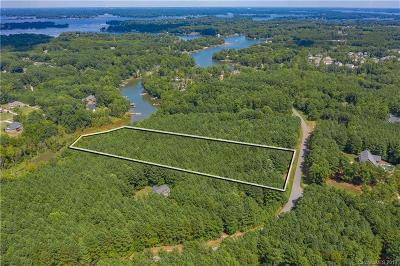 Catawba, Cornelius, Mooresville, Sherrills Ford, Troutman, Davidson, Huntersville, Statesville, Terrell, Denver Residential Lots & Land For Sale: Lot 32 Tallwood Drive #32