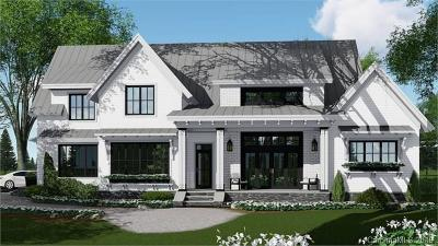 Indian Trail Single Family Home For Sale: 2103 Goose Creek Farm Lane