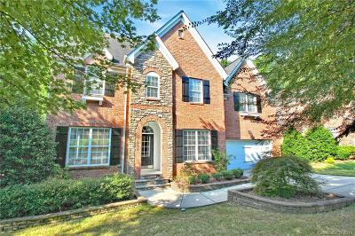 Charlotte Single Family Home For Sale: 16413 Crystal Downs Lane
