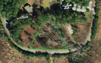 Residential Lots & Land For Sale: 1296 Misty Lane