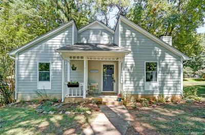 Mint Hill Single Family Home Under Contract-Show: 10227 Grand Junction Road