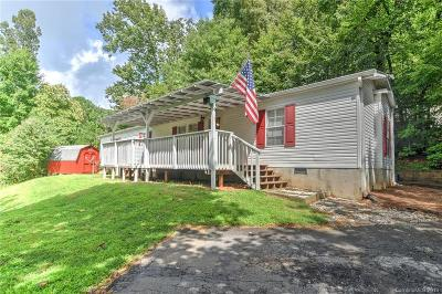 Candler Single Family Home For Sale: 15 Kayce Drive