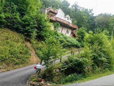 Maggie Valley NC Single Family Home For Sale: $495,000