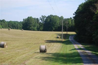 Mocksville Single Family Home For Sale: 1296 Bear Creek Church Road
