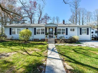 Hendersonville Single Family Home For Sale: 914 Allen Street