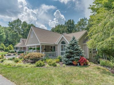 Hendersonville Condo/Townhouse For Sale: 304 E High Point Lane