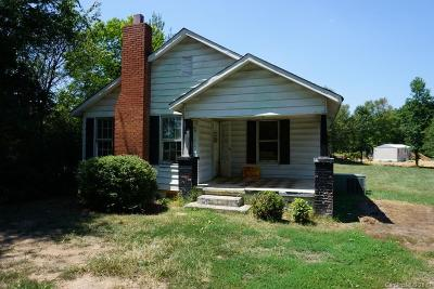 China Grove Single Family Home Under Contract-Show: 1320 Mt Moriah Church Road