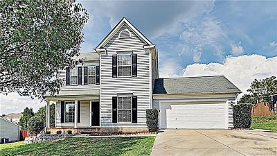 Mount Holly Single Family Home For Sale: 117 Sella Ridge Drive
