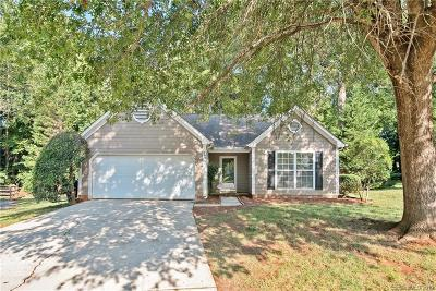 Huntersville, Cornelius, Denver, Davidson, Mooresville, Sherrills Ford, Terrell, Troutman Single Family Home For Sale: 7600 Hinman Circle